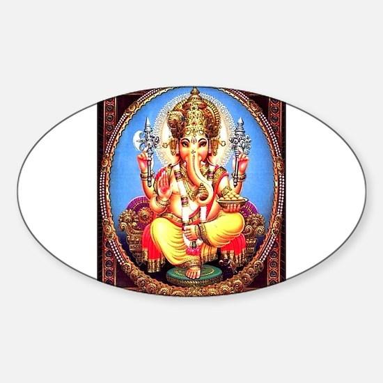 Ganesh / Ganesha ???? ???? Indian Elephant Decal