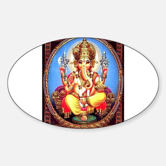 Ganesh / Ganesha ???? ???? Indian Elephant Stickers