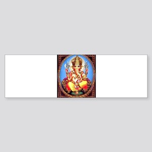 Ganesh / Ganesha ???? ???? Indian E Bumper Sticker