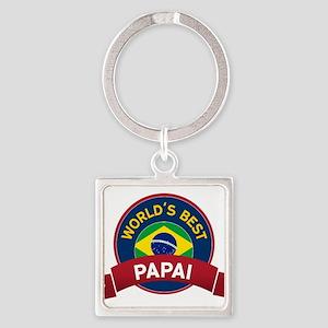World's Best Papai Keychains