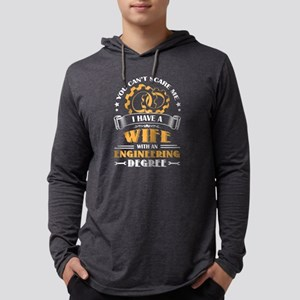 A Wife With An Engineering Deg Long Sleeve T-Shirt