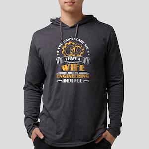 A Wife With An Engineering Deg Long Sleeve T-Shirt