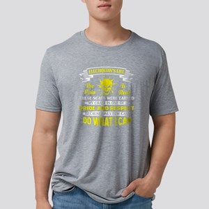 The Electrician's Life The Pain Is Real T T-Shirt