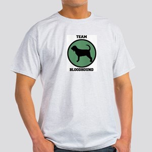 Team  Bloodhound (green) Light T-Shirt