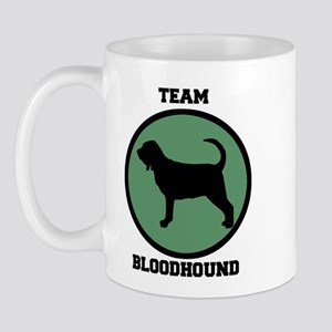 Team  Bloodhound (green) Mug
