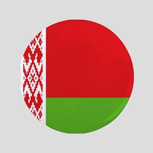 "Belarus flag 3.5"" Button"