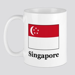 Singaporean Heritage Singapor Mug
