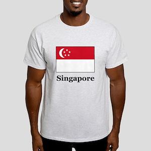 Singaporean Heritage Singapor Light T-Shirt