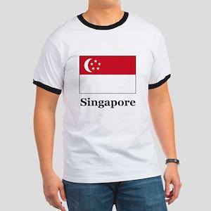 Singaporean Heritage Singapor Ringer T