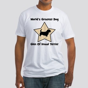 Worlds Greatest Glen Of Imaal Fitted T-Shirt