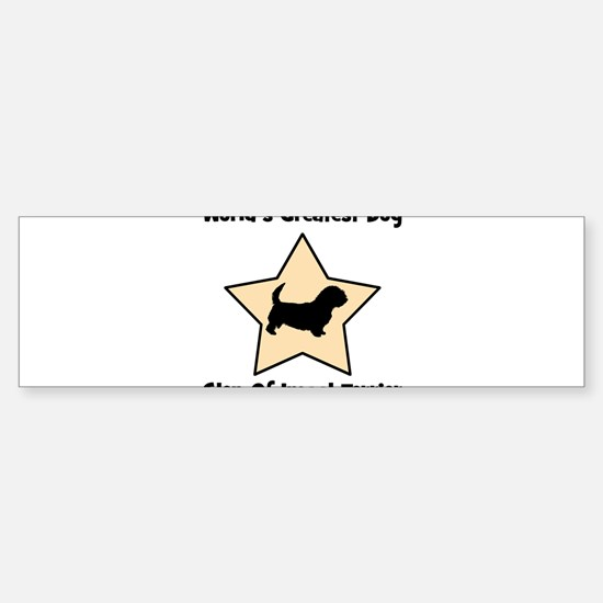 Worlds Greatest Glen Of Imaal Bumper Bumper Bumper Sticker