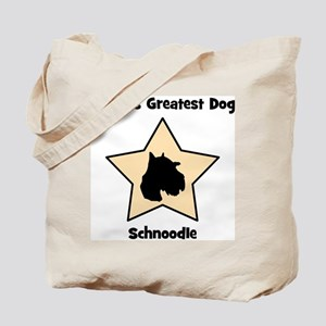 Worlds Greatest Schnoodle (st Tote Bag