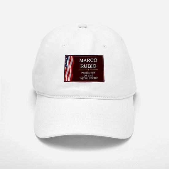 Marco Rubio President V3 Baseball Baseball Cap