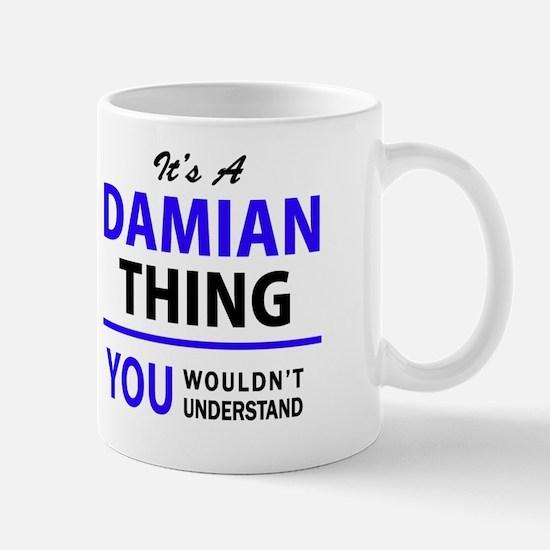 Cute Damian Mug