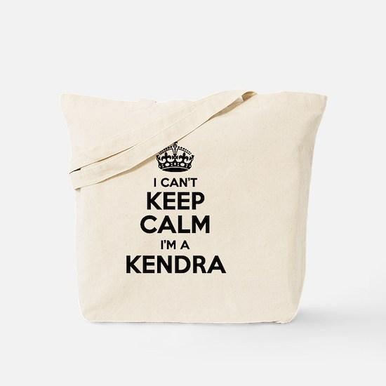 Cute Kendra Tote Bag