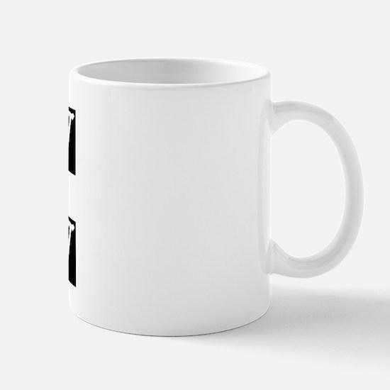 Boy/Boy Check Mug