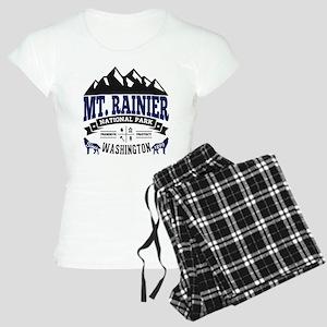 Mt. Rainier Vintage Women's Light Pajamas