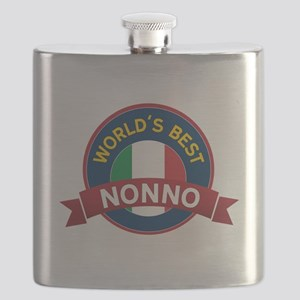 World's Best Nonno Flask