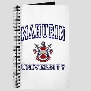 MAHURIN University Journal