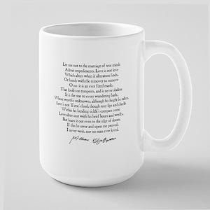 Sonnet 116 Shakespeare Mug Mugs