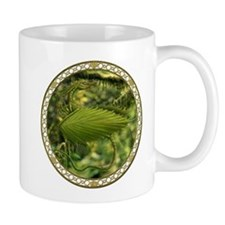 Perched Earth Dragon Mug