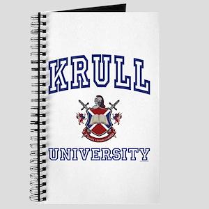 KRULL University Journal