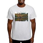 Sutton Massachusetts Ash Grey T-Shirt