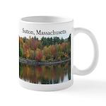 Sutton, Massachusetts Mug