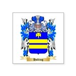 Holting Square Sticker 3