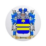 Holting Ornament (Round)