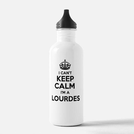 Unique Lourdes Water Bottle