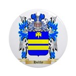 Holtby Ornament (Round)