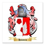 Holstein Square Car Magnet 3