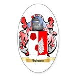 Holstein Sticker (Oval 50 pk)