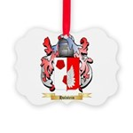Holstein Picture Ornament