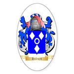 Holroyd Sticker (Oval 10 pk)