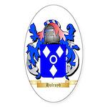 Holroyd Sticker (Oval 50 pk)