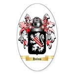 Holms Sticker (Oval 50 pk)