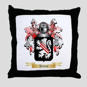 Holms Throw Pillow