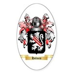 Holmes Sticker (Oval)