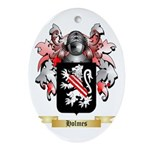 Holmes Ornament (Oval)