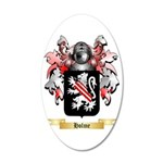 Holme 35x21 Oval Wall Decal