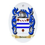Holman Ornament (Oval)