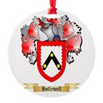 Hollywell Round Ornament