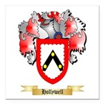 Hollywell Square Car Magnet 3