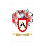 Hollowell Sticker (Rectangle 50 pk)