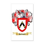 Hollowell 35x21 Wall Decal