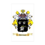 Holloway Sticker (Rectangle 50 pk)