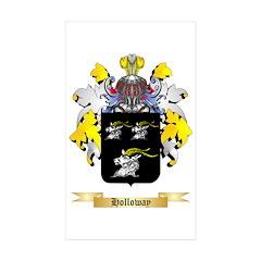 Holloway Sticker (Rectangle 50 pk)