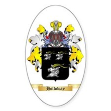 Holloway Sticker (Oval)